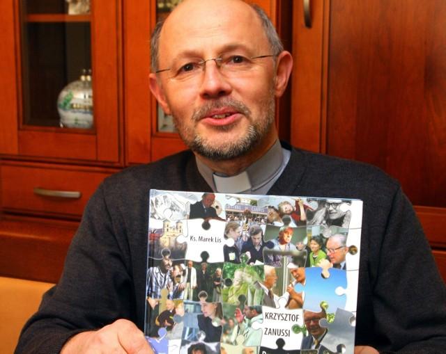 Książka ks.prof. Marka Lisa o twórczości Zanussiego ukazała się w opolskim Wydawnictwie Świętego Krzyża.