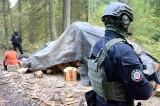 Gigantyczna leśna bimbrownia została zlikwidowana. Produkowała alkohol na ogromną skalę (zdjęcia)
