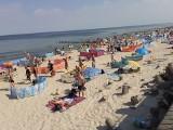 Mielno. Piękna plaża nad Bałtykiem. Morze i jezioro Jamno. Wakacyjne kurorty Mielno, Mielenko, Unieście [ZDJĘCIA] 14.05