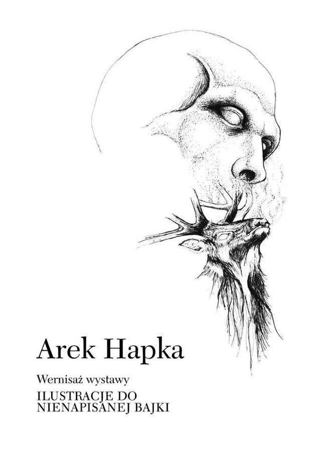 Zapraszamy! Wystawa Arka Hapki już dziś o godz. 17 w WSB w Bydgoszczy.