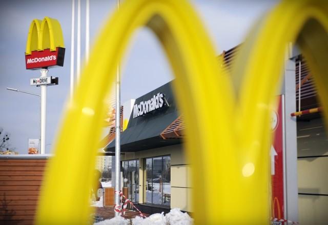 W Toruniu ma się otworzyć nowa restauracja McDonald's. Miałaby ona powstać przy ul. Łódzkiej.