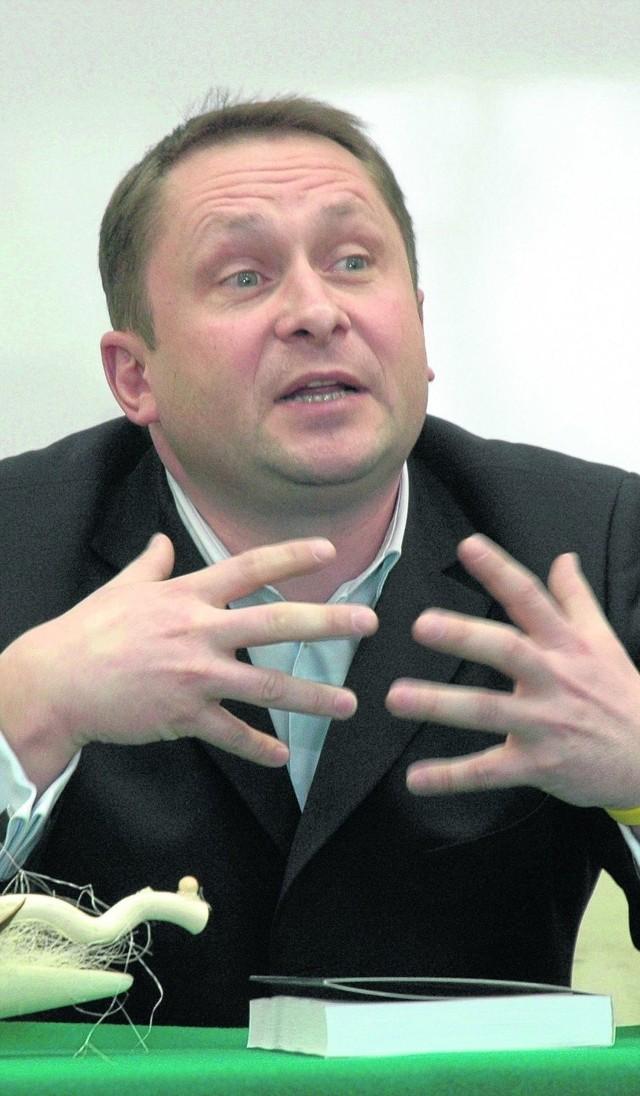 Kamil Durczok był twarzą TVN