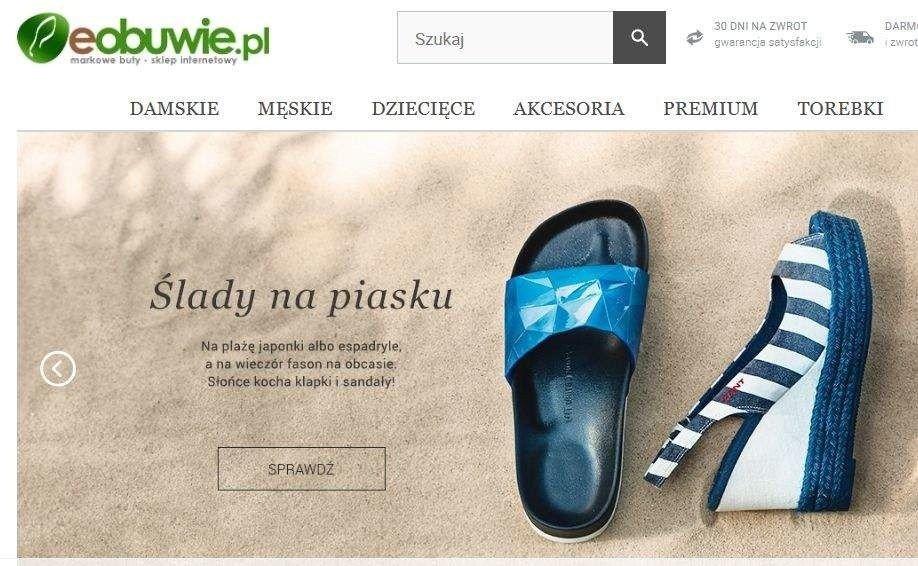 ba9e5bb9cca7e CCC kupiło zielonogórskie Eobuwie.pl za 130 mln zł<br>Sklep internetowy  eobuwie