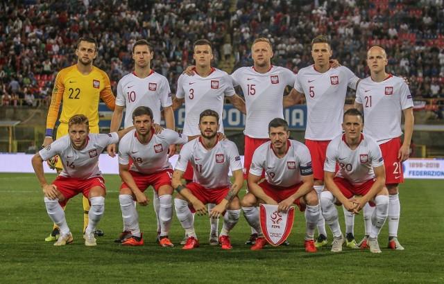 Mecz Ligi Narodów Włochy - Polska w Bolonii