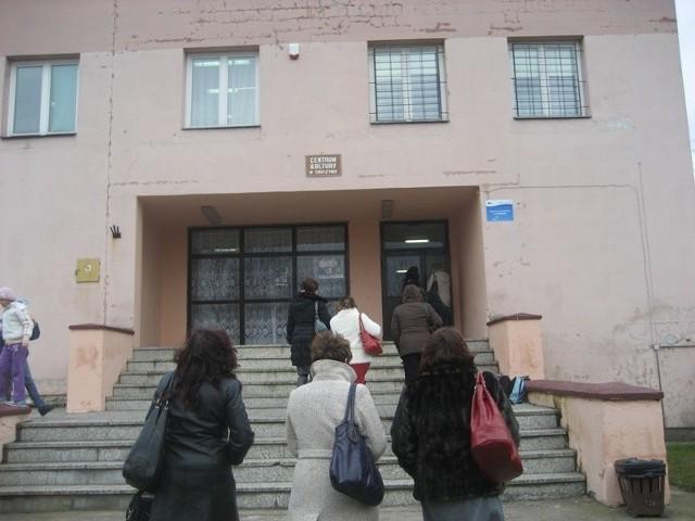 Centrum Kultury nie było remontowane od lat