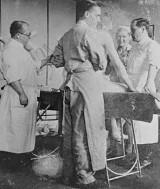 Eksperymenty na ludziach w niemieckim obozie koncentracyjnym. Mengele i inni