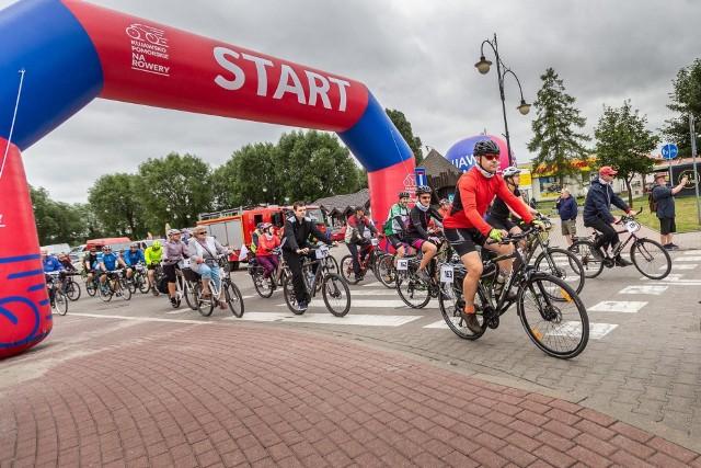 """Tegoroczny rajd w ramach """"Kujawsko-Pomorskie na rowery"""" w Kruszwicy. W sobotę rowerzyści wystartują z Dobrzynia nad Wisłą"""
