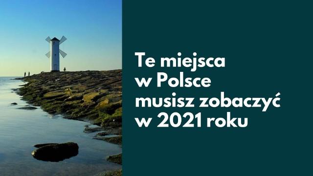 Bydgoszcz po raz kolejny została wyróżniona w rankingu polecanych kierunków turystycznych.