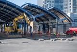 MPK Poznań: Rozpoczął się remont dworca autobusowego na Ratajach - zmiany w rozkładach jazdy autobusów