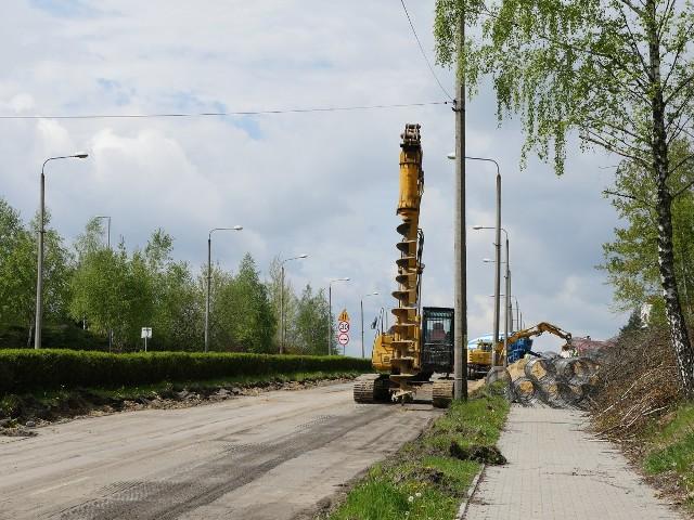 Trwa remont ulicy Matuszyczka, na osiedle XXX-Lecia nie wjedziesz