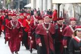 Inauguracja roku akademickiego we Wrocławiu bardzo skromna. Inna niż zwykle, bez udziału publiczności