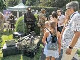 Kraków świętuje. Duże zainteresowanie piknikiem wojskowym w ogrodach Muzeum Archeologicznego [ZDJĘCIA]