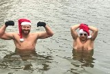 Morsowanie. Piłkarze, siatkarze, zawodnicy MMA, czyli którzy sportowcy kąpią się w lodowatej wodzie? ZDJĘCIA