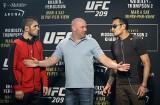 """Hitowa gala UFC 249 odbędzie się pomimo pandemii koronawirusa. """"Chcemy zrobić najlepszą kartę walk w historii"""""""