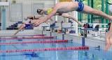 Najlepsi polscy pływacy trenują na zgrupowaniu w COS w Wałczu