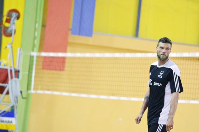 Andrzej Wrona ma za sobą udany sezon w zespole Onico AZS Politechniki Warszawskiej.