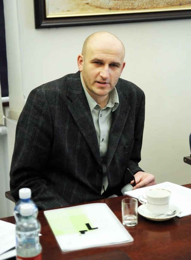 Stefan Mucha, dotychczasowy dyrektor CSW, zrezygnował ze stanowiska, by wrócić do zawodu radcy prawnego