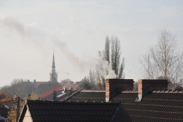 Opole ma od lat problem z nadmiernym pyłem w powietrzu, którym oddychamy.