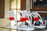 Kibice kolekcjonują porcelanę z AS Ćmielów