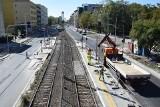 Na Grabiszyńskiej będą nowe przystanki tramwajowe, ale jezdnia węższa
