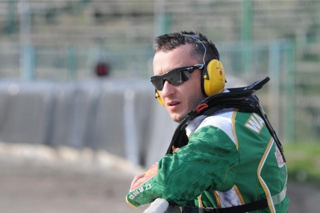 Grzegorz Walasek ścigał się w Falubazie Zielona Góra w sezonach 1993-99, 2006-09, 2015.