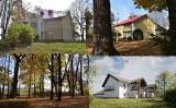 Gmina Wojaszówka kupiła zabytkowy park z dworem w Łękach Strzyżowskich. Planuje jego rewitalizację i budowę domu seniora [ZDJĘCIA]