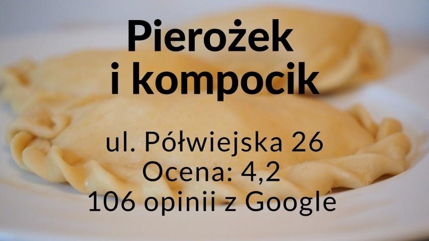 Gdzie w Poznaniu zamówić pierogi na święta? Zobacz listę...