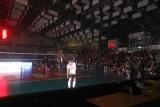 Trefl Gdańsk nie rozpoczął nowego sezonu w hali w Szczecinie, bo kibic uruchomił system przeciwpożarowy, czym pozbawił wszystkich prądu