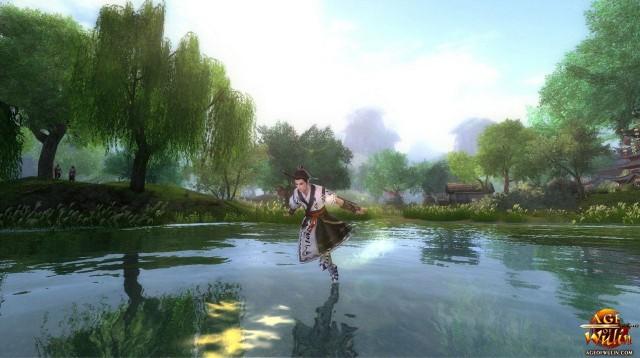 Age of WulinAge of Wulin to gra MMORPG osadzona w czasach panowania dynastii Ming