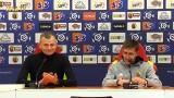 Bogdan Zając o meczu z Lechem Poznań: Mogliśmy rozstrzygnąć jeszcze przed przerwą, Lech to najlepszy zespół ligi