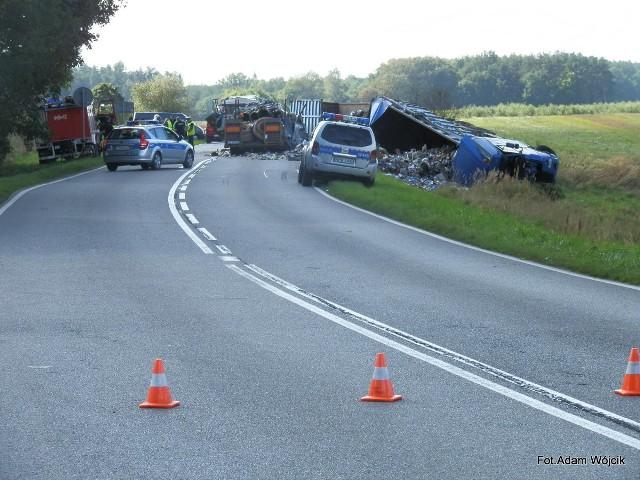 Tragiczny wypadek w Pniewie