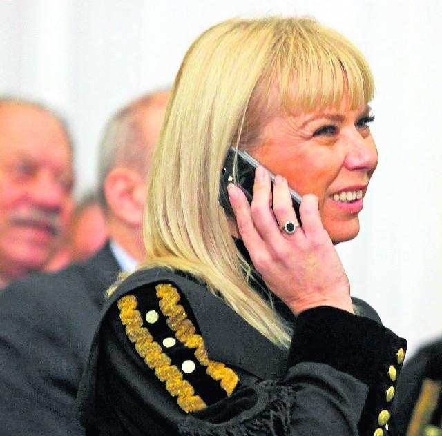 Minister Elżbieta Bieńkowska zaliczyła pierwszą wpadkę wizerunkową