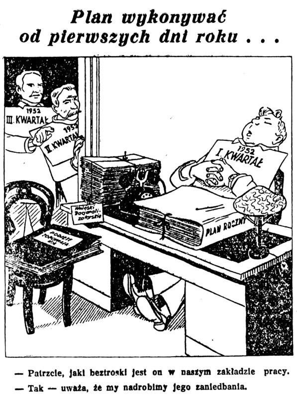 Wydanie z 23 lutego 1952 roku