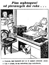 Rocznica nto. W 1952 roku gazeta walczyła o wydajność pracy