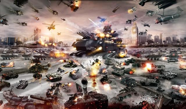 End of NationsEnd of Nations: Zamknięta beta już 20 lipca