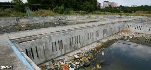 Na tym terenie powstanie park wodny