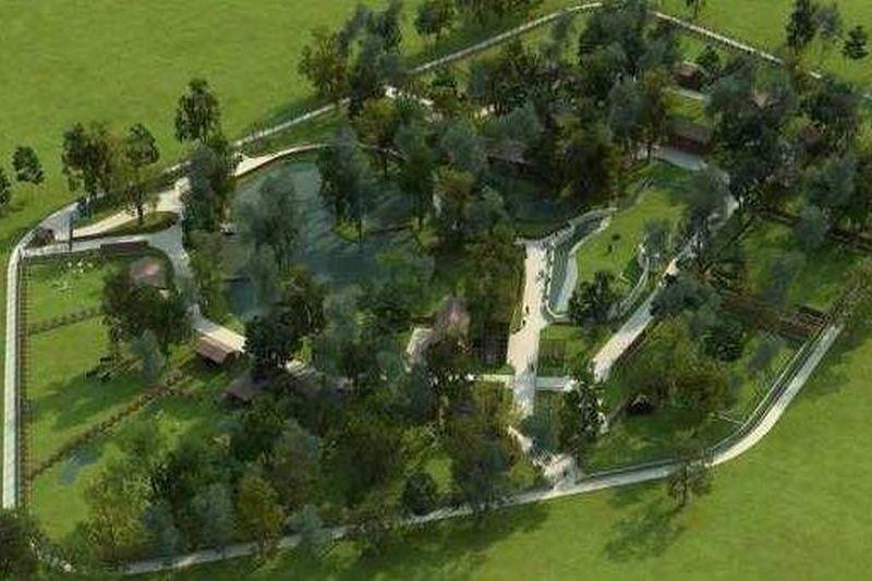 Tak ma wyglądać Zoo Akcent po zakończeniu przebudowy