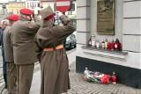 Żandarmi i samorządowcy pamiętali o 130. urodzinach ppłk. Stanisława Sitka, komendanta CWŻ w Grudziądzu [zdjęcia]