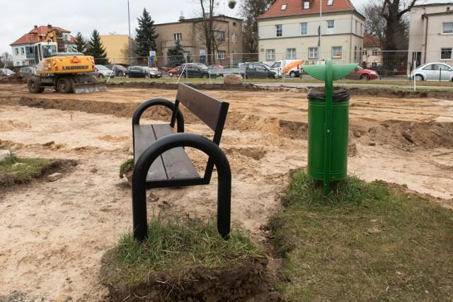 Prace archeologiczne w parku Kosynierów przy os. Pod Lipami w Poznaniu trwają od kilku tygodni. Na tym terenie ma przebiegać nowa trasa tramwajowa na Naramowice. Przejdź do kolejnego zdjęcia --->