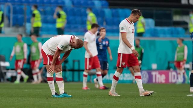 Po porażce ze Słowacją 1:2 szanse polskich piłkarzy na awans z grupy znacznie się zmniejszyły
