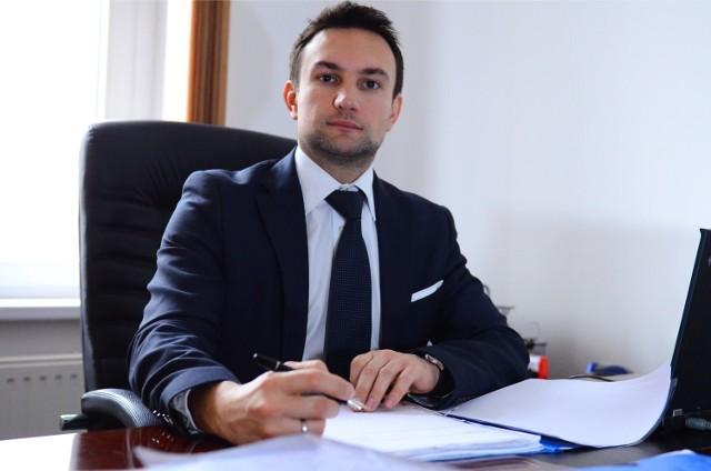 Tomasz Lewandowski, zastępca prezydenta Poznania