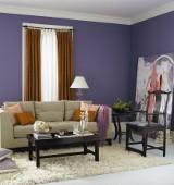 Kolor fioletowy symbolem władzy i luksusu