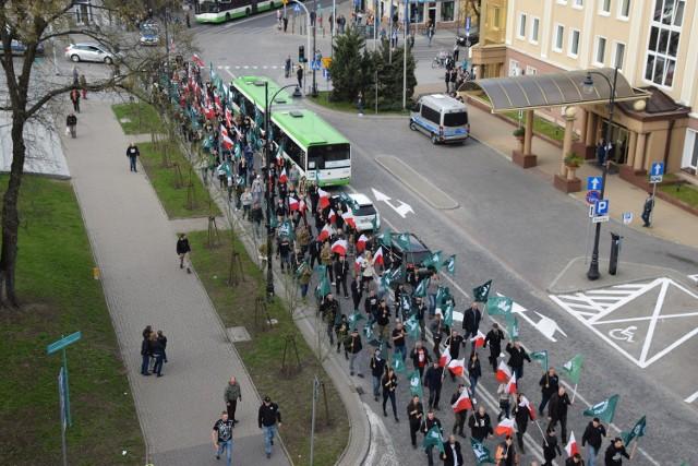 Z okazji 82. rocznicy powstania organizacji do Białegostoku przyjechało kilkuset przedstawicieli Obozu Narodowo-Radykalnego z całej Polski. Przemaszerowali ulicami miasta, była rocznicowa msza w białostockiej katedrze.