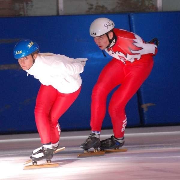 Aida Bella i Zbigniew Bródka walczyć będą w tym sezonie o kwalifikacje olimpijskie.