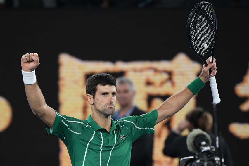 Australian Open. Novak Djoković po raz ósmy królem Melbourne. Sofia Kenin po raz pierwszy