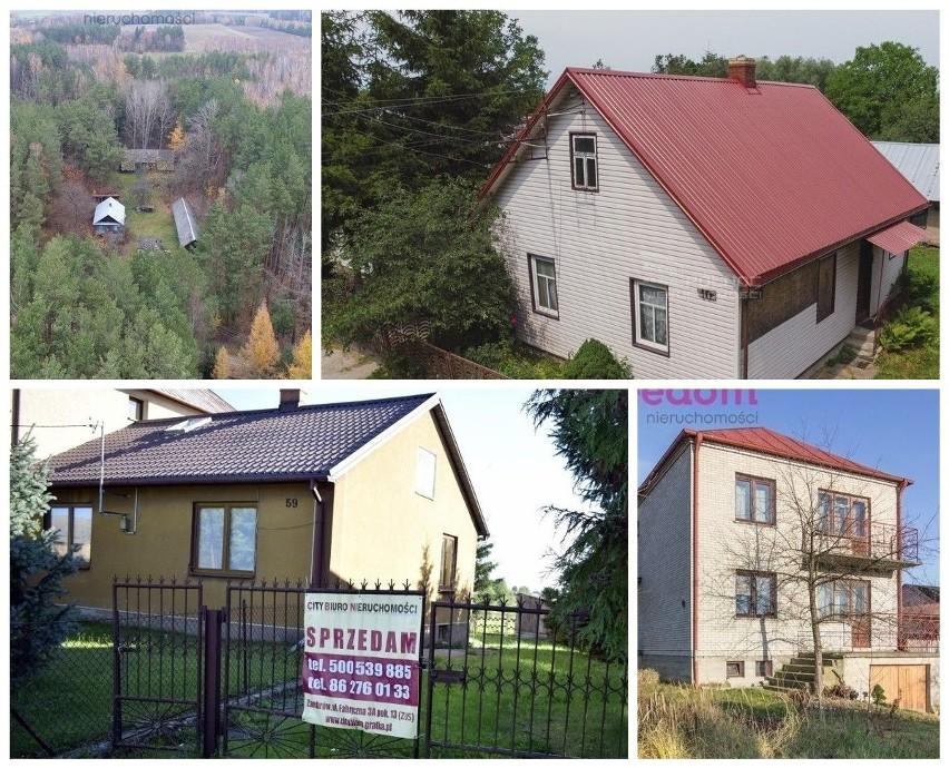 Domy na Podlasiu w cenie mieszkania