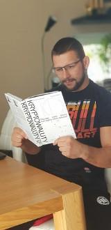 KSW: Mateusz Gamrot chce być mistrzem nie tylko w klatce. Od niedawna pasjonuje się kryptowalutami!
