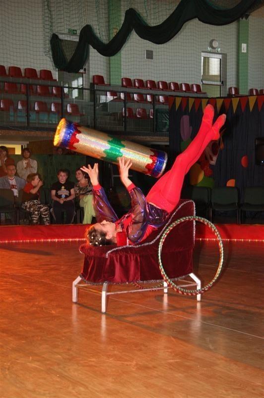 Dobrzen Wielki: Magikshow. I festiwal sztuki cyrkowej dzieci i mlodziezy.