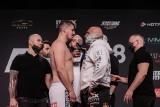 Marcin Najman zdyskwalifikowany na Fame MMA 8! Kacper Błoński rozbił nos Marcinowi Dubielowi i wygrał po decyzji sędziów