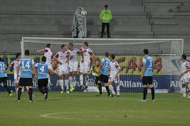 Jesienią Cracovia wygrała w Zabrzu 1:0. Jak będzie dzisiaj w Krakowie?
